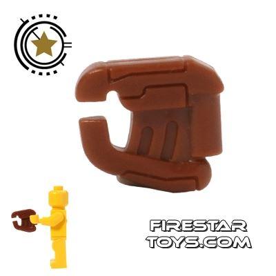 BrickForge - Plasma Blaster - Reddish Brown