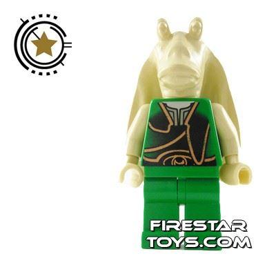 LEGO Star Wars Minifigure Gungan Soldier