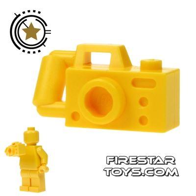 LEGO - Camera - Yellow