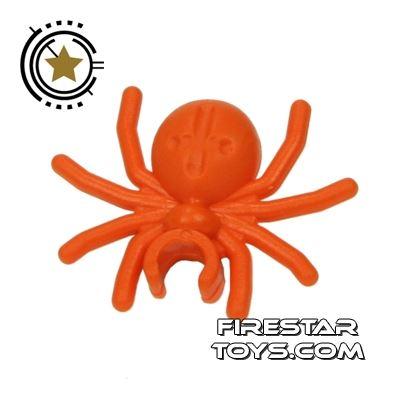 LEGO Mini Figure - Spider - Orange