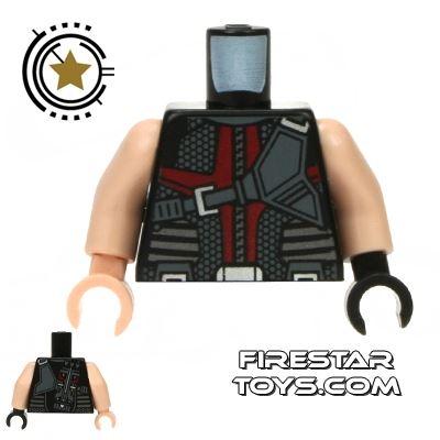 LEGO Mini Figure Torso - Avengers Hawkeye