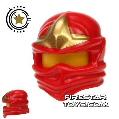 LEGO - Ninjago Headwrap - Red