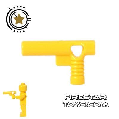 LEGO Gun - Handgun - Yellow