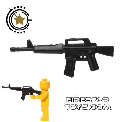 CombatBrick - M16 Assault Rifle - Black