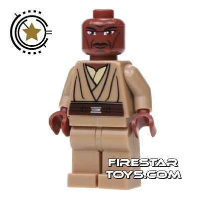 LEGO Star Wars Mini Figure - Clone Wars Mace Windu