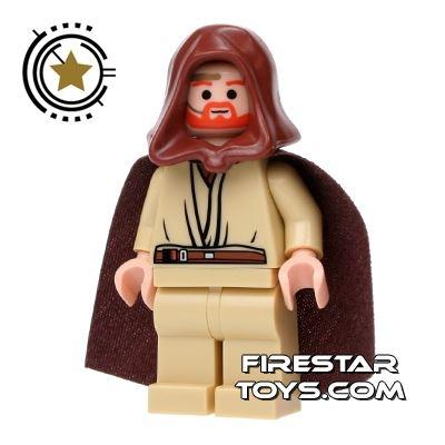 LEGO Star Wars Mini Figure - Obi-Wan Kenobi Gold Headset