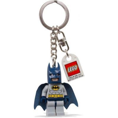 LEGO Key Chain - Super Heroes - Batman Blue Suit
