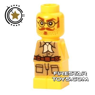 LEGO Games Microfig - Ramses Return Adventurer - Yellow
