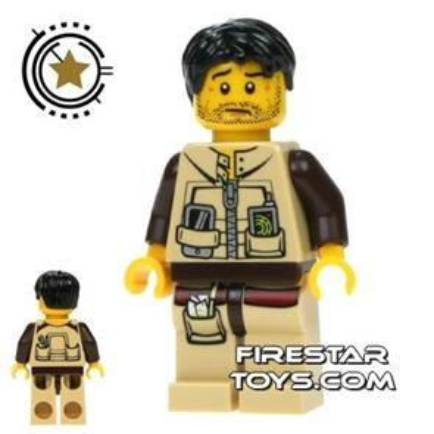 LEGO Dino Mini Figure - Hero - Scout