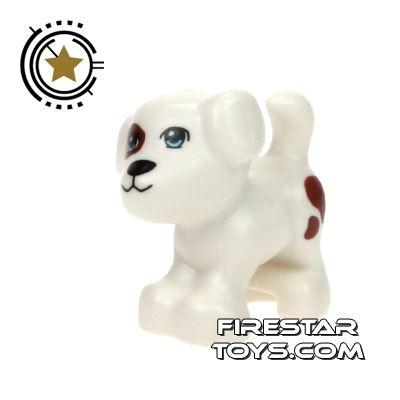 LEGO Animals Mini Figure - Puppy - White