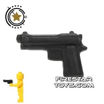 BrickForge - Tactical Sidearm - Black