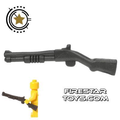 BrickForge - Pump-Action Shotgun - Steel