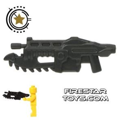 BrickForge - Gears of War - Shredder Gun - Black