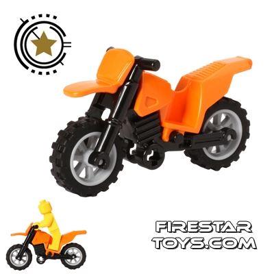 LEGO - Dirt Bike - Orange