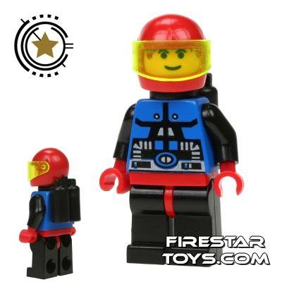 LEGO Space - Spyrius