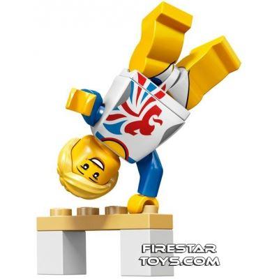 LEGO Team GB Olympic Minifigures - Flexible Gymnast