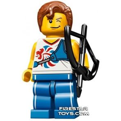 LEGO Team GB Olympic Minifigures - Agile Archer