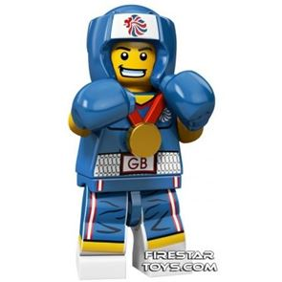 LEGO Team GB Olympic Minifigures - Brawny Boxer