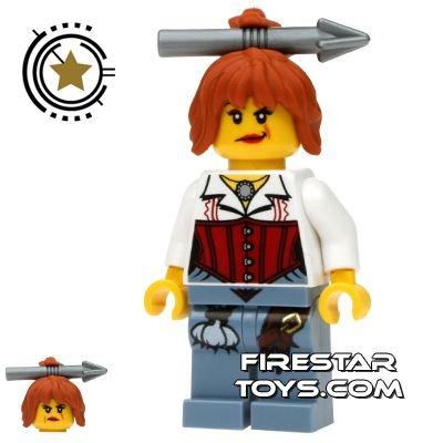 LEGO Monster Fighters Mini Figure - Ann Lee