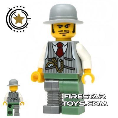 LEGO Monster Fighters Mini Figure - Doctor Rodney Rathbone