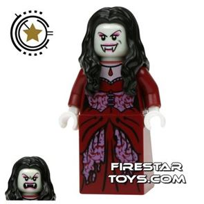 LEGO Monster Fighters Mini Figure - Lord Vampyres Bride