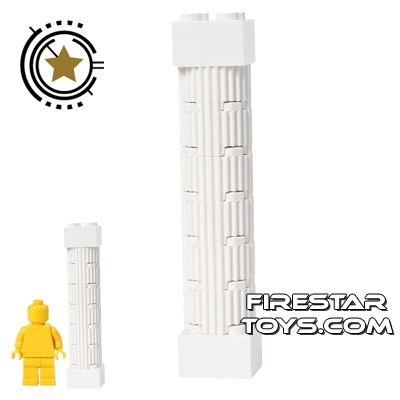Custom Mini Set Ancient Pillar Column 8 sections