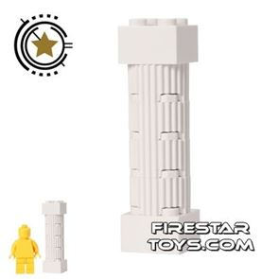 Custom Mini Set Ancient Pillar Column 4 sections