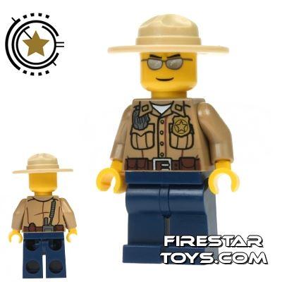 LEGO City Mini Figure - Forest Police 4