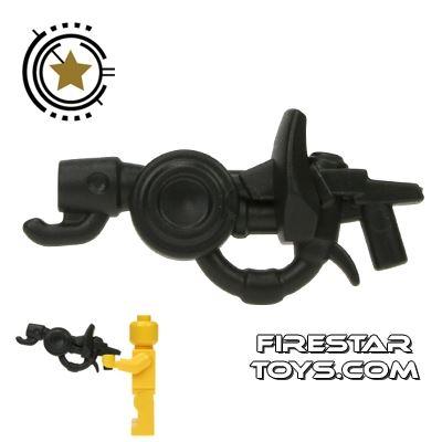 BrickWarriors - Fire Breather - Charcoal