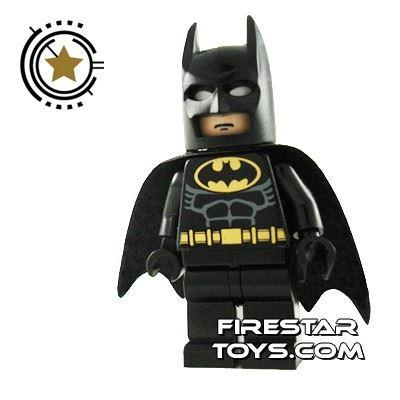 LEGO Super Heroes Mini Figure - Batman Black Suit