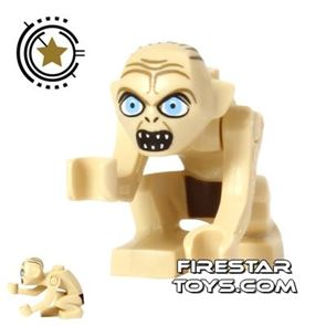 LEGO Lord of the Rings Mini Figure - Gollum - Wide Eyes