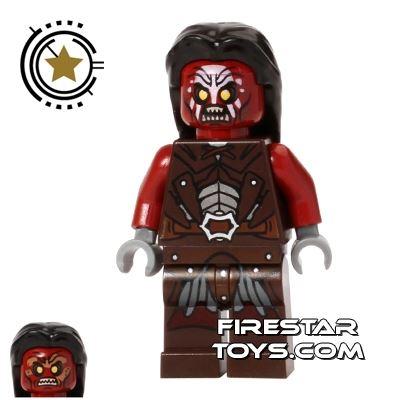 LEGO Lord of the Rings Minifigure Uruk-Hai