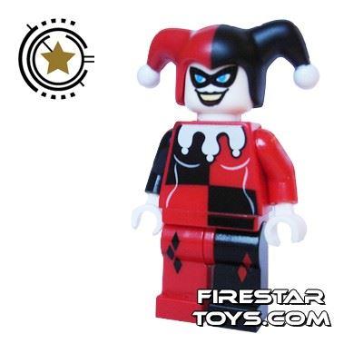 LEGO Super Heroes Mini Figure - Harley Quinn