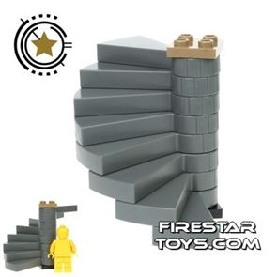Custom Mini Set - Spiral Staircase