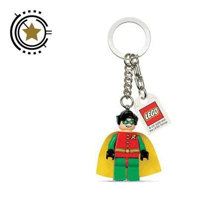 LEGO Key Chain - Super Heroes - Robin
