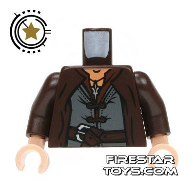 LEGO Mini Figure Torso - Aragorn