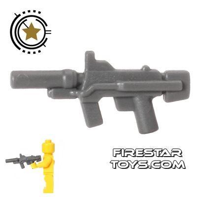 BrickForge - Sub Orbital Machine Gun - Dark Blueish Gray