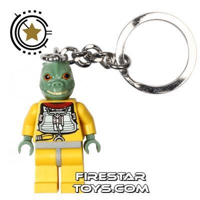 LEGO Key Chain - Star Wars - Bossk