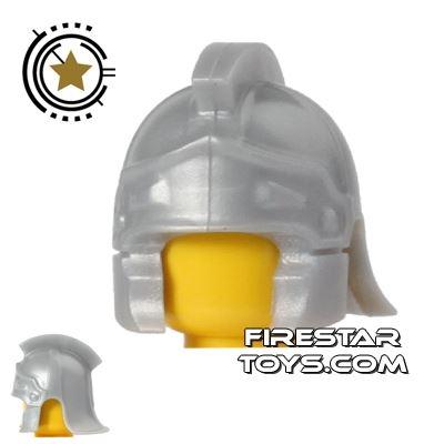 BrickForge - Centurion Helmet - Truesilver