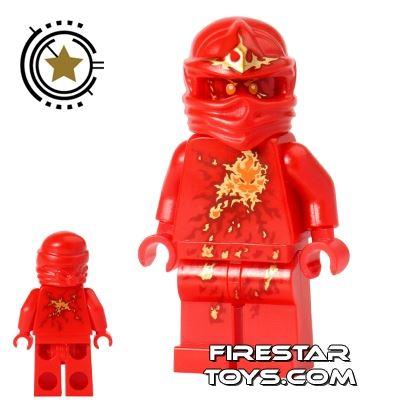 LEGO Ninjago Mini Figure - NRG Kai