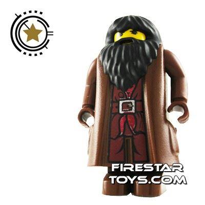 LEGO Harry Potter Mini Figure -  Hagrid