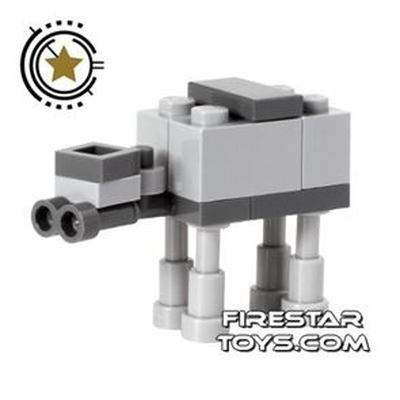 Custom Mini Set - Star Wars AT-AT Walker