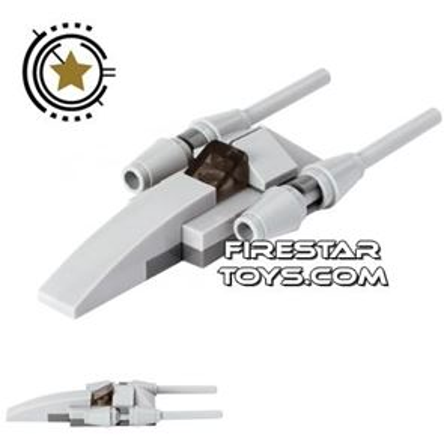 Custom Mini Set - Star Wars Naboo Royal Cruiser