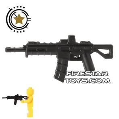 CombatBrick - Advanced Assault Rifle - Black