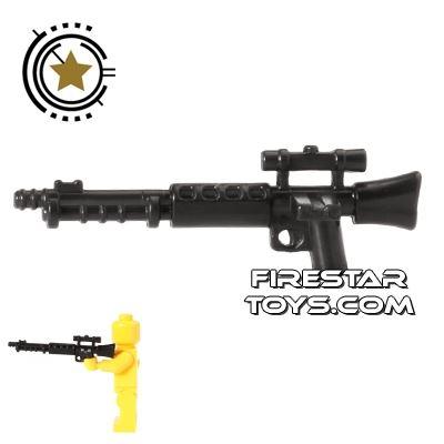 CombatBrick - WWII German FG42 Light Machine Gun - Black