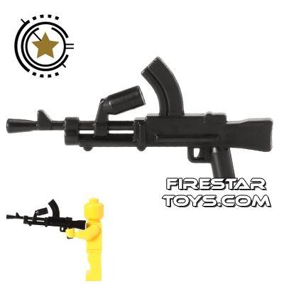 CombatBrick - WWII British Bren Machine Gun - Black