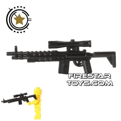 CombatBrick - M14 Enhanced Battle Rifle - Black