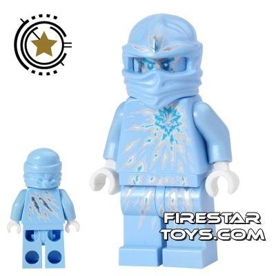 LEGO Ninjago Mini Figure - NRG Zane