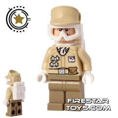 LEGO Star Wars Mini Figure - Hoth Rebel Trooper