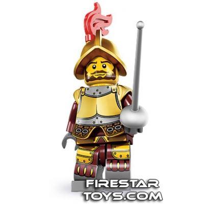 LEGO Minifigures - Conquistador